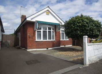 Thumbnail 2 bed detached bungalow to rent in Huntfield Road, Bournemouth