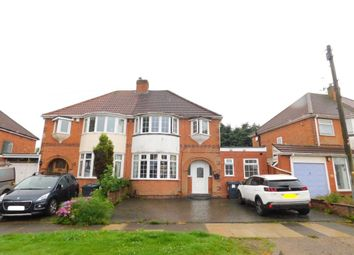 Thumbnail 3 bed semi-detached house for sale in Hill Top Road, Birmingham