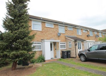 Thumbnail 2 bedroom end terrace house to rent in Alfriston Close, Luton