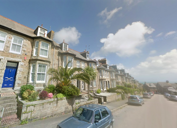 Thumbnail 5 bed terraced house for sale in Penare Road, Penzance, Cornwall.