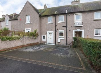 Thumbnail 3 bed terraced house for sale in Clermiston Crescent, Clermiston, Edinburgh