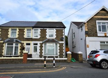 Thumbnail 3 bed semi-detached house to rent in Lewis Street, Ystrad Mynach, Hengoed