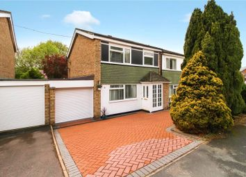 Thumbnail 3 bed end terrace house for sale in Silkham Road, Oxted