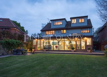 Thumbnail 5 bed detached house for sale in Deerbank Road, Billericay
