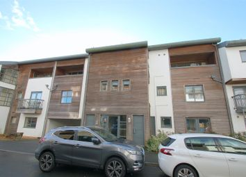 Thumbnail 1 bedroom flat for sale in Endeavour Court, Stoke, Plymouth