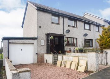 Thumbnail 3 bed terraced house for sale in Erskine Road, Duns