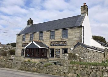 Thumbnail Pub/bar for sale in Botallack, St. Just, Penzance