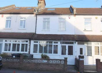 Thumbnail 3 bedroom terraced house for sale in Pentney Road, North Chingford, London
