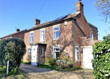 Thumbnail 3 bed detached house for sale in Union Road, Smallburgh, Norwich