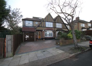 Thumbnail 4 bed semi-detached house for sale in Potters Lane, New Barnet, Barnet