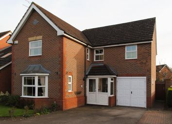 Thumbnail 4 bed property for sale in Robins Grove, Chase Meadow Square, Warwick