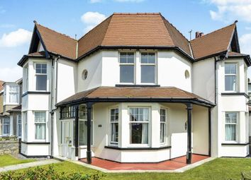 Thumbnail 4 bed terraced house for sale in Herkomer Road, Llandudno, Conwy