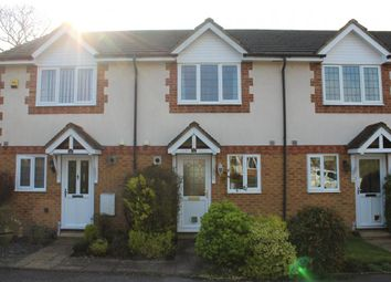 Thumbnail 2 bed terraced house for sale in Old School Close, Ash