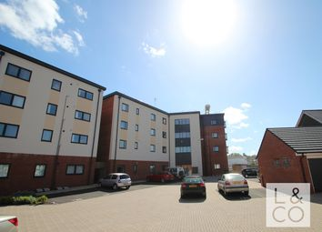 Thumbnail 2 bed flat to rent in Gwalia House, Amber Close, Newport
