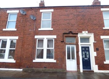 Thumbnail 2 bed terraced house for sale in Constable Street, Carlisle, Cumbria