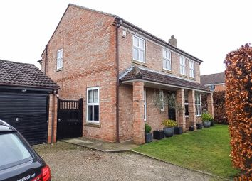 Thumbnail 4 bed detached house for sale in Low Green, Copmanthorpe, York