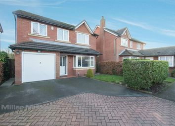 Thumbnail 4 bed detached house for sale in Havisham Close, Lostock, Bolton, Lancashire