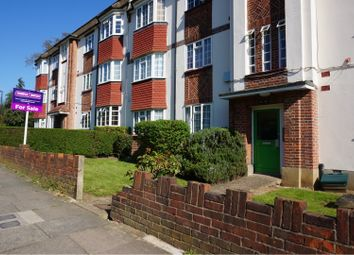 Thumbnail 2 bed flat for sale in Amblecote Road, London