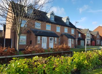Thumbnail 3 bed terraced house for sale in Avocet Place, Warsop Vale, Mansfield
