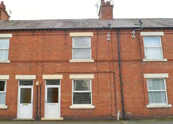 Thumbnail 2 bed terraced house for sale in Newtown, Gresford, Wrexham