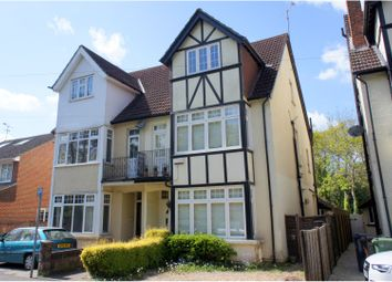 Thumbnail 5 bed town house for sale in Gordon Road, Camberley