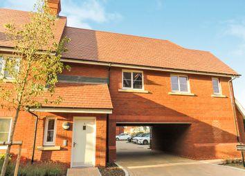 Thumbnail 1 bedroom flat for sale in Burdon Road, Tadpole Garden Village, Swindon