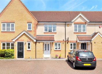 Thumbnail 2 bed terraced house for sale in Whittle Close, Leavesden, Watford