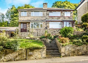 Thumbnail 3 bed semi-detached house for sale in Almondbury Bank, Almondbury, Huddersfield
