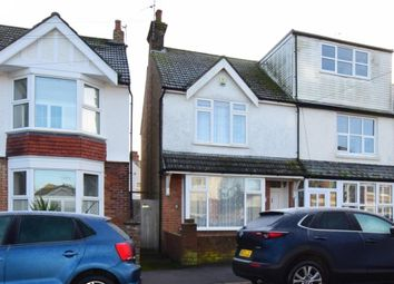 St. Leonards Road, Hythe, Kent CT21. 3 bed end terrace house for sale