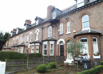 Thumbnail 5 bedroom terraced house to rent in Old Lansdowne Road, West Didsbury, West Didsbury, Greater Manchester