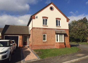 Thumbnail 4 bed detached house for sale in Clos Cadwgan, Beddau, Pontypridd