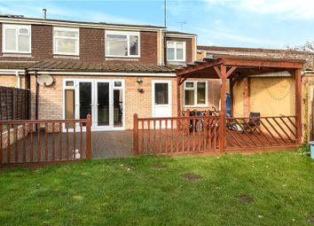 Thumbnail 4 bedroom semi-detached house for sale in Colemans Moor Road, Woodley, Reading