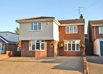 Thumbnail 4 bedroom detached house for sale in Ongar Road, Writtle, Chelmsford