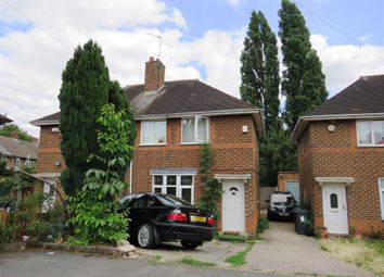 2 bed semi-detached house for sale in Yoxall Grove, Kitts Green, Birmingham B33