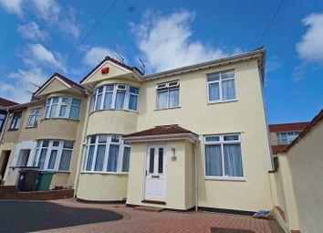 Thumbnail 6 bed semi-detached house to rent in Ashton Drive, Ashton, Bristol