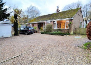 Thumbnail 3 bed detached bungalow for sale in Baydon Road, Wickham, Berkshire