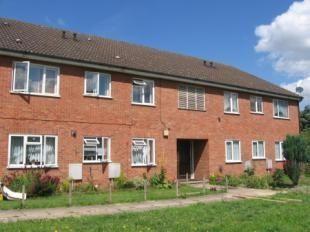 Thumbnail 1 bedroom flat to rent in Landau Way, Broxbourne, Hertfordshire