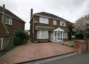 Thumbnail 3 bedroom detached house to rent in Knowsley Road, East Cosham, Portsmouth, Hampshire