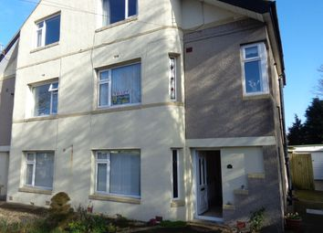 Thumbnail 1 bed flat to rent in Hest Bank Road, Morecambe