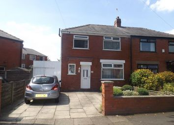 Thumbnail 3 bed semi-detached house for sale in Kent Drive, Bury, Greater Manchester