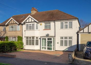 Thumbnail 5 bed semi-detached house for sale in Courtenay Road, Worcester Park
