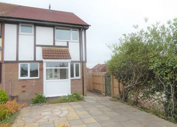 Thumbnail 3 bedroom end terrace house to rent in Lavender Court, Brackla, Bridgend.