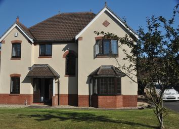 Thumbnail 4 bed detached house to rent in Lethbridge Park, Bishops Lydeard, Taunton