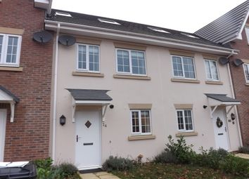 Thumbnail 3 bed town house to rent in Rhyd Y Byll, Rhewl, Ruthin