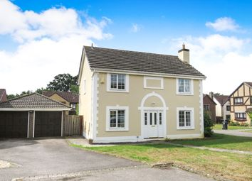 4 bed detached house for sale in Granger Close, Chippenham SN15