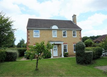 Thumbnail 4 bed detached house for sale in Coltsfoot Drive, Maidstone