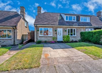 Thumbnail 3 bed semi-detached bungalow for sale in Garden Crescent, Pelsall, Walsall