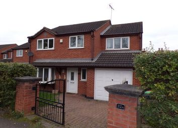 Thumbnail 4 bed detached house to rent in Carsic Lane, Sutton In Ashfield