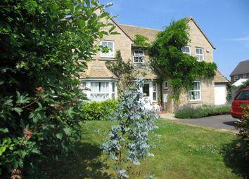 Thumbnail 4 bed detached house to rent in Dexter Way, Warmington, Peterborough