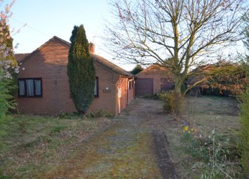 Thumbnail 2 bed bungalow for sale in Woodcote, Ashby De La Zouch